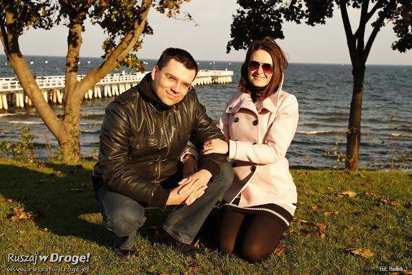 Kasia i Maciej Marczewscy - Ruszaj w Drogę w Gdyni