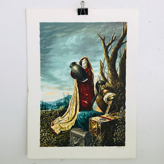 Yossi Rosenstein Signed Lithograph #3
