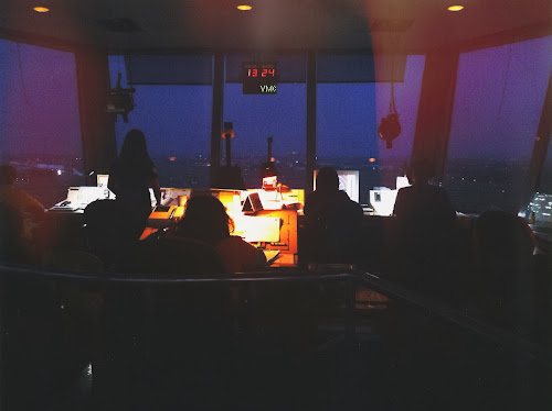 Manila Control Tower