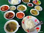 Bamar Meal, Bagan  [2013]