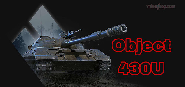Đánh giá Object 430U World of tanks - Medium tank 10 Liên Xô