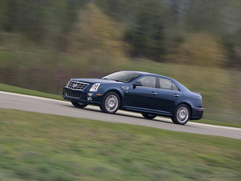 2008 cadillac sts sedan specifications pictures prices. Black Bedroom Furniture Sets. Home Design Ideas