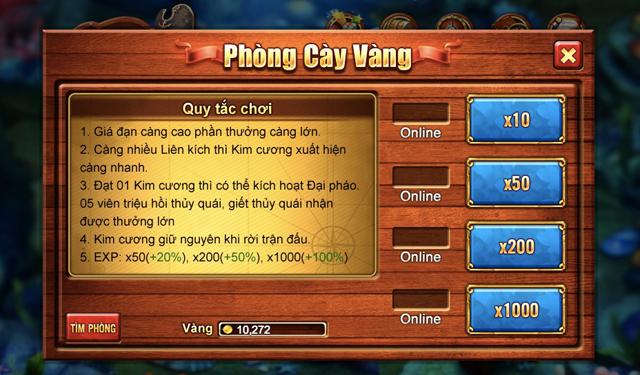 VSS Game đưa Trùm Bắn Cá cập bến Zing Me 6
