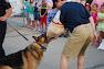 K9 Officer Hanley with K9 Dog \