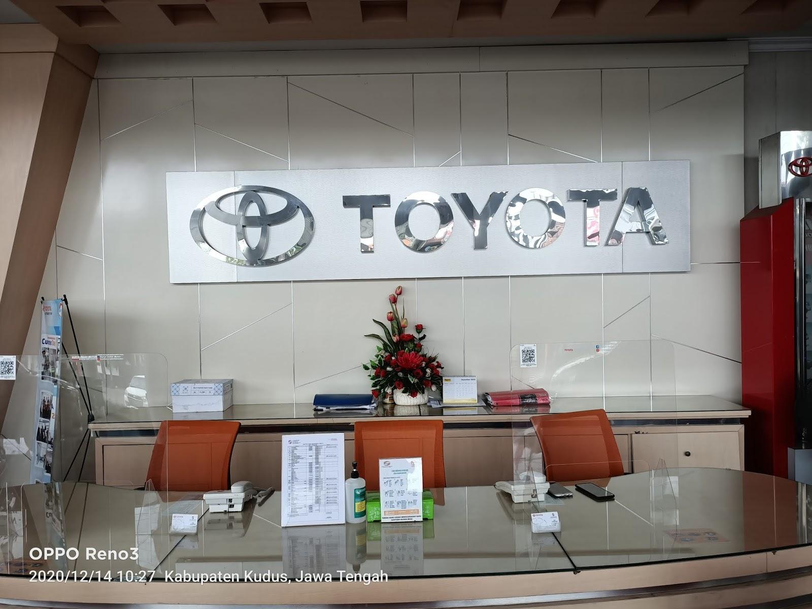 #toyotakudus #sales #servis #sparepart #bodyreapair #nandhatoyotakudus