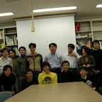 2007Year lab graduation ceremony