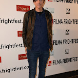 OIC - ENTSIMAGES.COM - Frank Ellrich at the Film4 Frightfest on Friday of   III  UK Film Premiere at the Vue West End in London on the 28th August 2015. Photo Mobis Photos/OIC 0203 174 1069