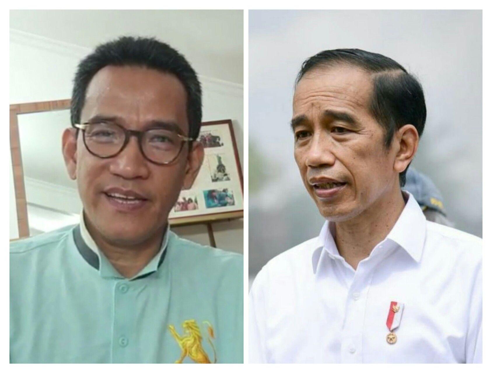Refly Harun Sebut Cukup 3 Suara Anggota DPD untuk Jadikan Jokowi 3 Periode, Begini Penjelasannya