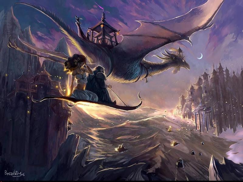 Dragon Riders, Spirit Companion 2
