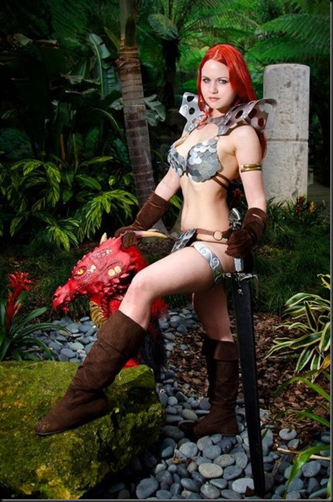 Red Sonja by AlisaKiss_742710-0002