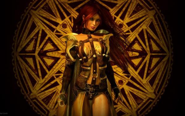 Charming Berserk Of Abyss, Warriors 3