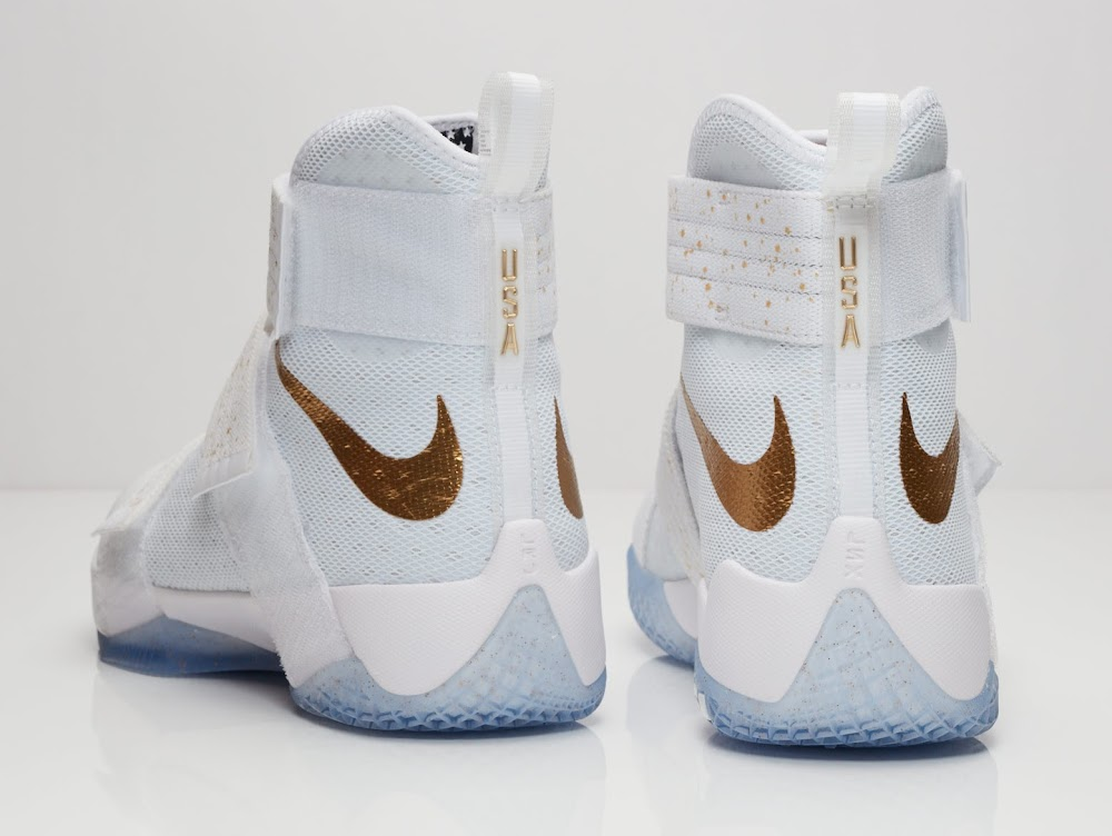 d7635f9bd4159 ... Available Now Nike LeBron Soldier 10 USA Gold ...