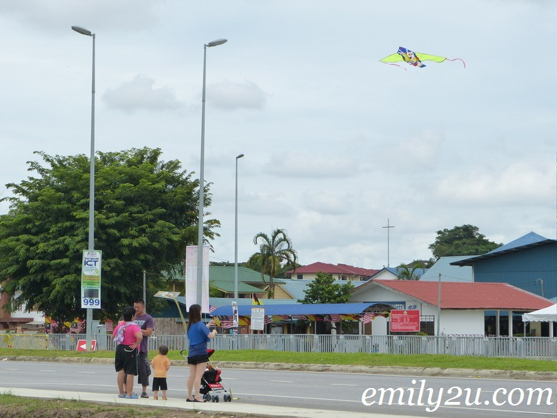 Borneo International Kite Festival Bintulu