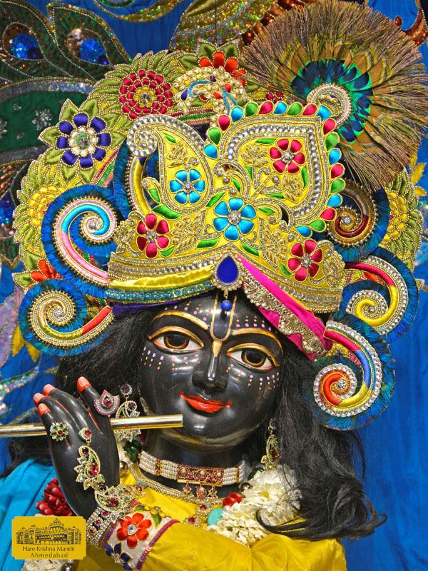 ISKCON Hare Krishna mandir Ahmedabad  05 Jan 2017 (2)