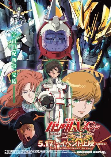 Mobile suit Gundam Unicorn ตอนที่ 1-7 END [พากย์ไทย]