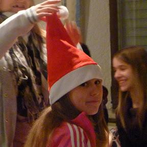 09.12.2011 Weihnachtsfeier Mädchen
