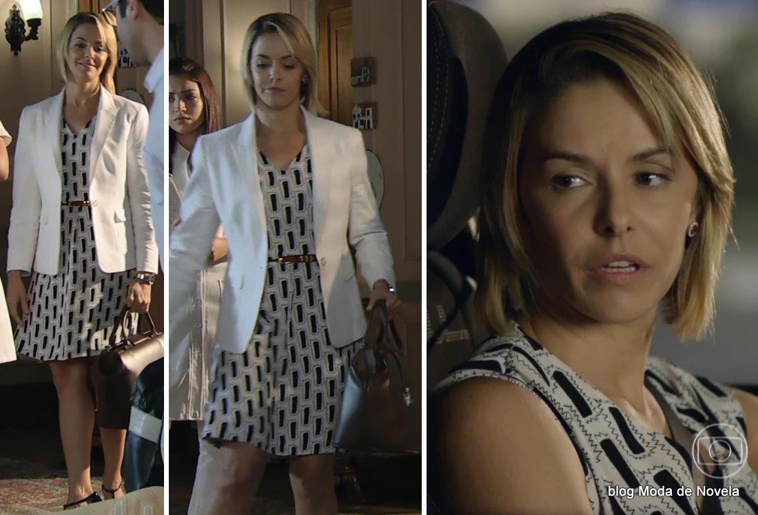 moda da novela Em Família - look da Silvia dia 21 de abril