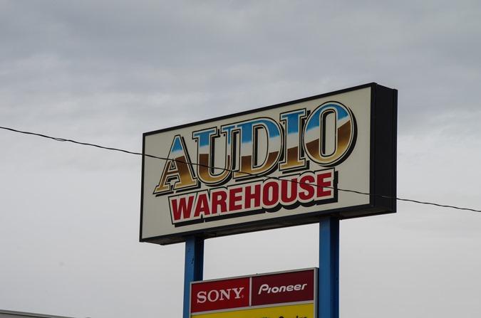 Audio Warehouse in Saskatoon
