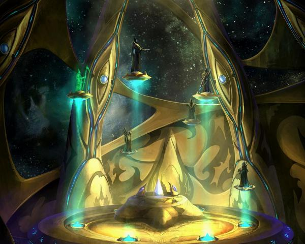 Fly To Stars, Magick Lands 3