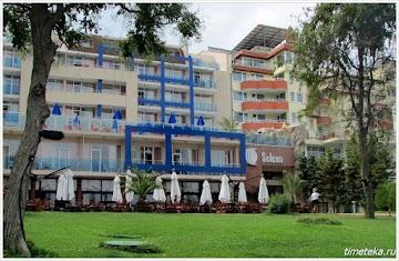 Созополь. Отель Селена
