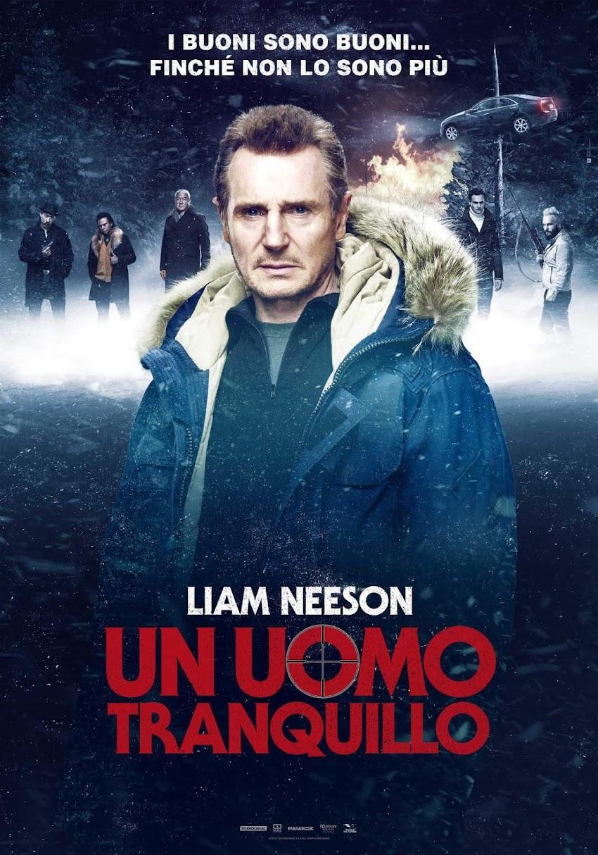Un Uomo Tranquillo è il nuovo film con Liam Neeson