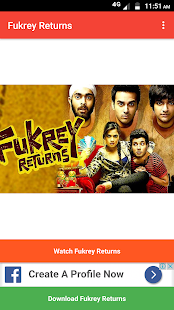 Fukrey Returns Full Movie - náhled