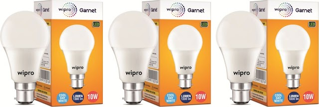 (Loot) Flipkart Deals on LED Bulbs - Cheap Price with Warranty