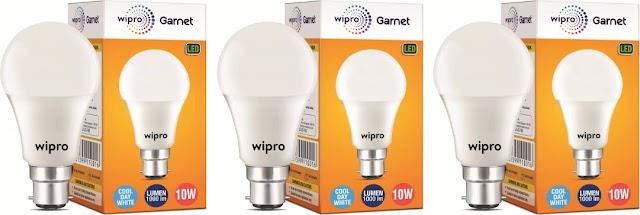 (Loot) Flipkart Deals on LED Bulbs - Cheap Price with Warranty