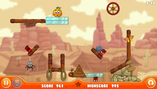 Cover Orange: Journey screenshot 2