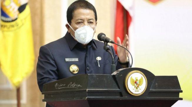 Viral Video Gubernur Lampung Tantang Mendikbud Nadiem Makarim: Nenek Moyang Dia