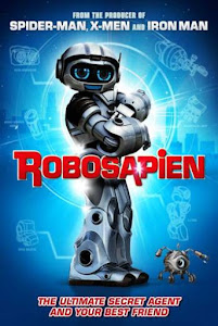 Người Máy Cody - Robosapien: Rebooted poster