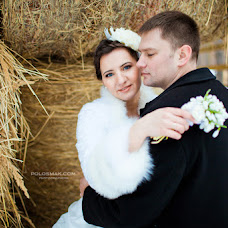 Wedding photographer Anna Polosmak (polosmak). Photo of 28.01.2015