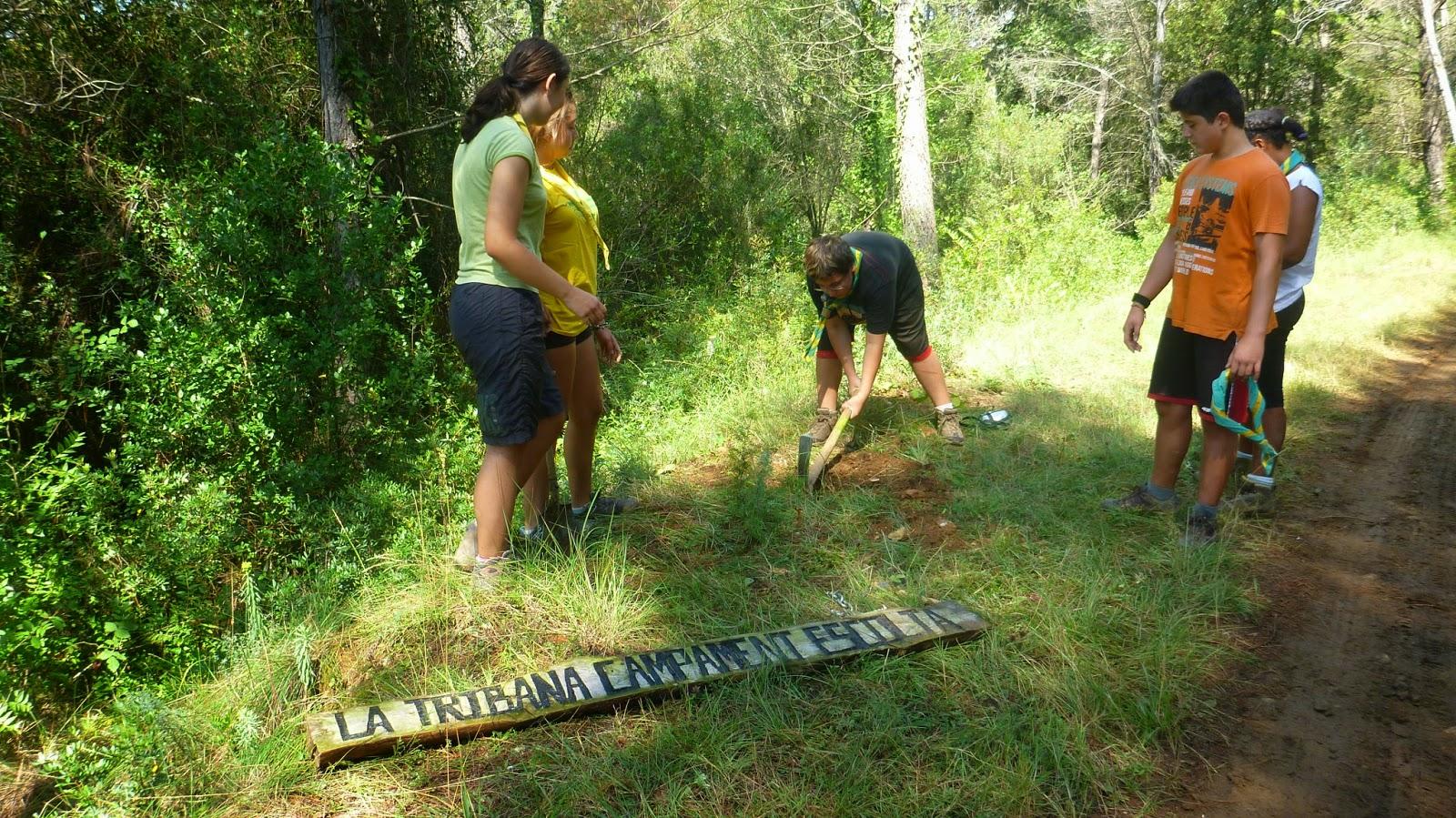 Campaments Estiu Cabanelles 2014 - P1070160.JPG