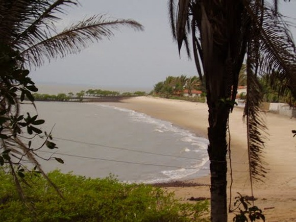 Praia de Juçatuba - Sao José de Ribamar, Maranhao, foto: fotoslugares.com