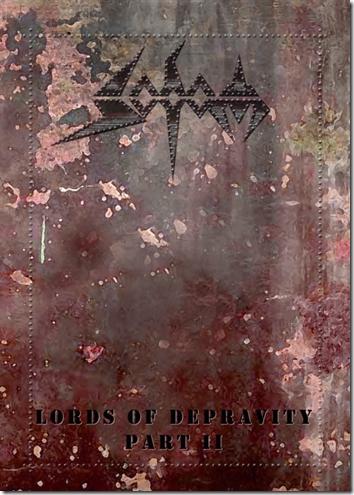 Sodom - Lords Of Depravity II