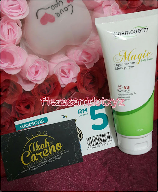 Magic Body Lotion Cosmoderm