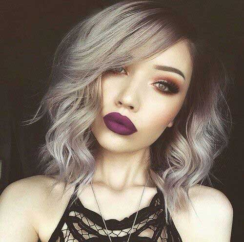 Phenomenal Natural Curly Inverted Short Hairstyle Fashion Qe Short Hairstyles For Black Women Fulllsitofus