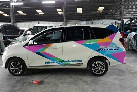 Kumpulan Gambar Daihatsu Sigra modifikasi