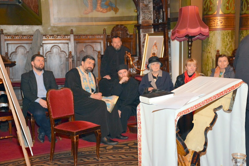 Sorin Dumitrescu la Sf. Silvestru despre Inviere 027