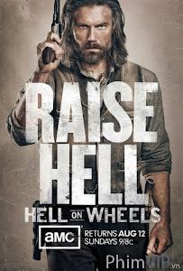 Bánh Xe Địa Ngục 1 - Hell On Wheels Season S1 poster