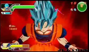 NOVO  MOD TENKAICHI TAG TEAM PARA ANDROID E PC (PPSSPP) DRAGON BALL SUPER 2018 DBZ TTT FODA