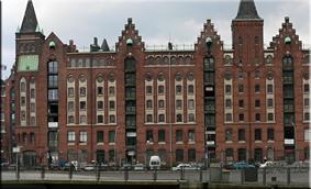 El Speicherstadt - Hamburgo