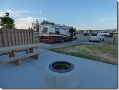 Lucerne Campground, Flaming Gorge
