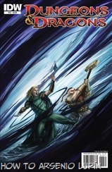 P00004 - Dungeons & Dragons  IDW #