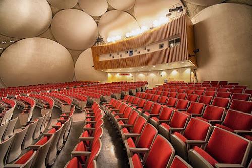 Langley CIA auditorium
