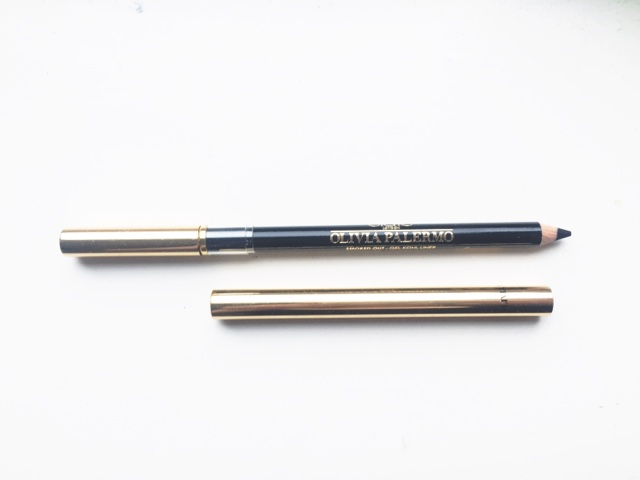 Olivia Palermo Ciate Smoked Out Eyeliner Make Up Review Gold
