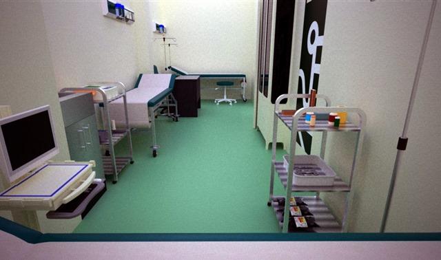 وحدة الطوارئ والحوادث والإسعاف بمستشفى الياسمين بالمعادي