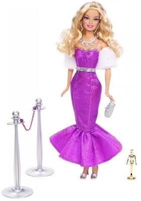 Búp bê Barbie ngôi sao điện ảnh Barbie Actress