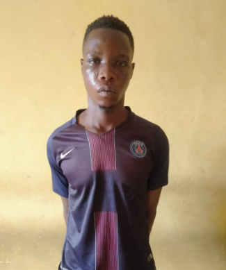 Man, 28, Arrested For Allegedly Killing His Mother In-law In Ogun (Photo)