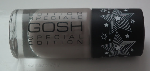 Gosh Limited Edition Nail Polish With A Twist Swatches